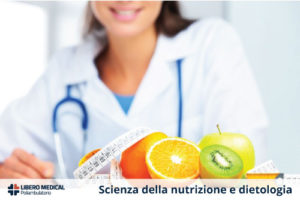Scienza della nutrizione e dietologia